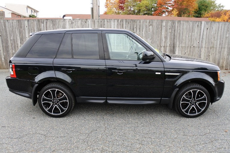 Used 2012 Land Rover Range Rover Sport HSE Special Edition Used 2012 Land Rover Range Rover Sport HSE Special Edition for sale  at Metro West Motorcars LLC in Shrewsbury MA 6