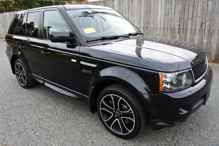 Used 2012 Land Rover Range Rover Sport HSE Special Edition Used 2012 Land Rover Range Rover Sport HSE Special Edition for sale  at Metro West Motorcars LLC in Shrewsbury MA 7