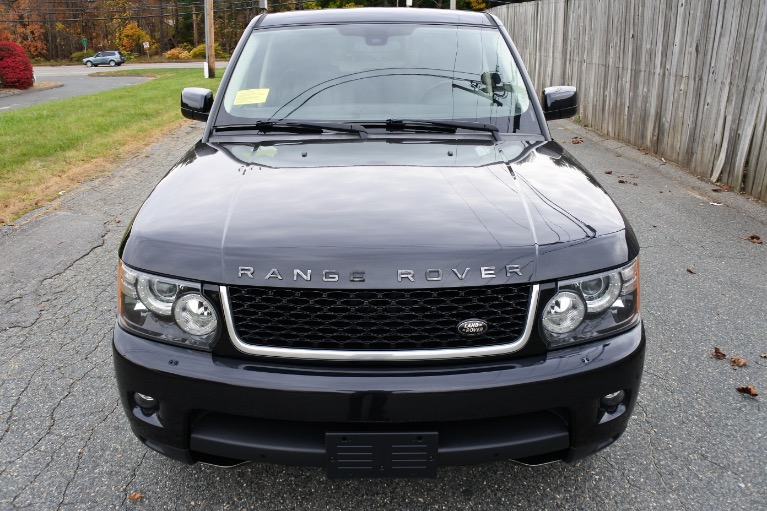 Used 2012 Land Rover Range Rover Sport HSE Special Edition Used 2012 Land Rover Range Rover Sport HSE Special Edition for sale  at Metro West Motorcars LLC in Shrewsbury MA 8