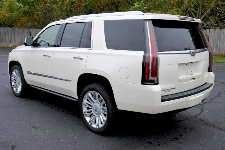 Used 2015 Cadillac Escalade 4WD 4dr Platinum Used 2015 Cadillac Escalade 4WD 4dr Platinum for sale  at Metro West Motorcars LLC in Shrewsbury MA 4