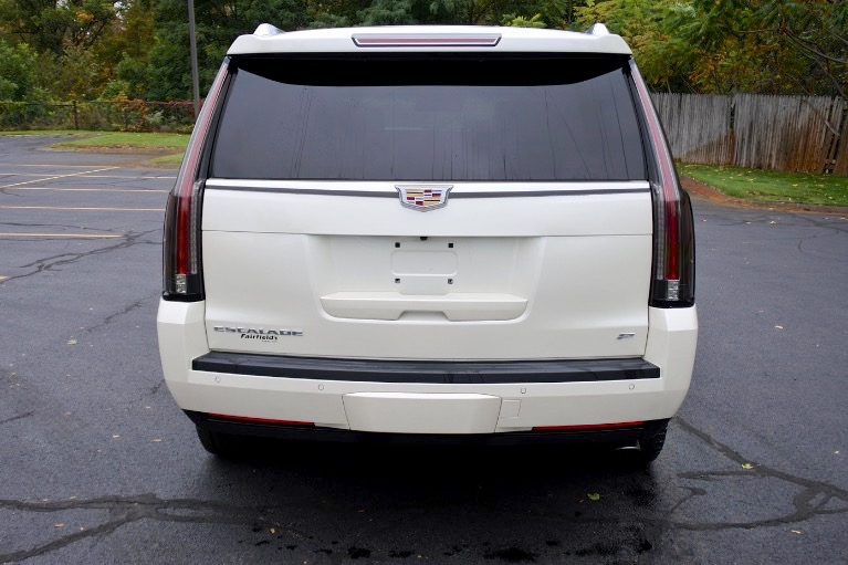 Used 2015 Cadillac Escalade 4WD 4dr Platinum Used 2015 Cadillac Escalade 4WD 4dr Platinum for sale  at Metro West Motorcars LLC in Shrewsbury MA 5