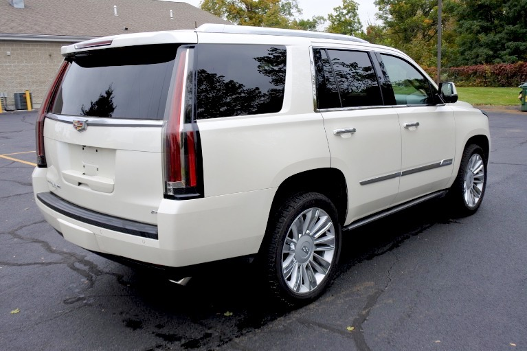 Used 2015 Cadillac Escalade 4WD 4dr Platinum Used 2015 Cadillac Escalade 4WD 4dr Platinum for sale  at Metro West Motorcars LLC in Shrewsbury MA 6