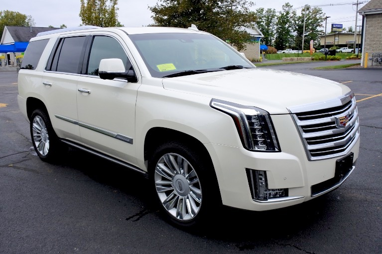 Used 2015 Cadillac Escalade 4WD 4dr Platinum Used 2015 Cadillac Escalade 4WD 4dr Platinum for sale  at Metro West Motorcars LLC in Shrewsbury MA 8