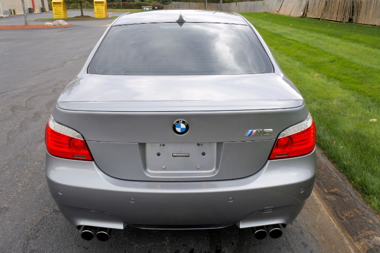 Used 2006 BMW 5 Series M5 4dr Sdn Used 2006 BMW 5 Series M5 4dr Sdn for sale  at Metro West Motorcars LLC in Shrewsbury MA 4