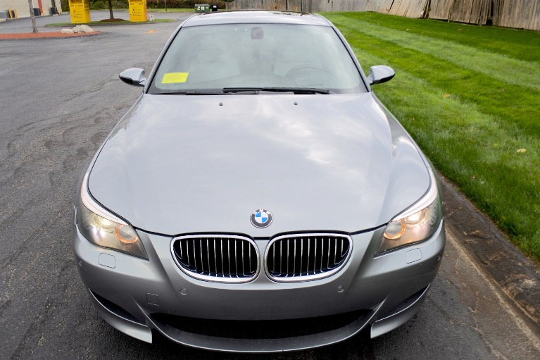 Used 2006 BMW 5 Series M5 4dr Sdn Used 2006 BMW 5 Series M5 4dr Sdn for sale  at Metro West Motorcars LLC in Shrewsbury MA 8