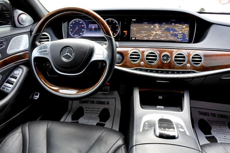 Used 2015 Mercedes-Benz S-class S550 4MATIC Used 2015 Mercedes-Benz S-class S550 4MATIC for sale  at Metro West Motorcars LLC in Shrewsbury MA 10
