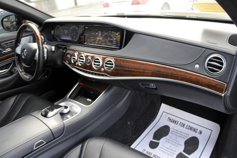 Used 2015 Mercedes-Benz S-class S550 4MATIC Used 2015 Mercedes-Benz S-class S550 4MATIC for sale  at Metro West Motorcars LLC in Shrewsbury MA 20