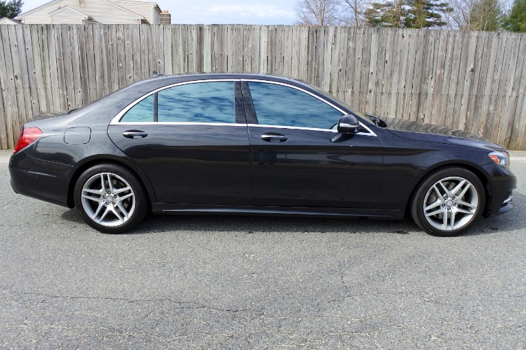 Used 2015 Mercedes-Benz S-class 4dr Sdn S550 4MATIC Used 2015 Mercedes-Benz S-class 4dr Sdn S550 4MATIC for sale  at Metro West Motorcars LLC in Shrewsbury MA 6