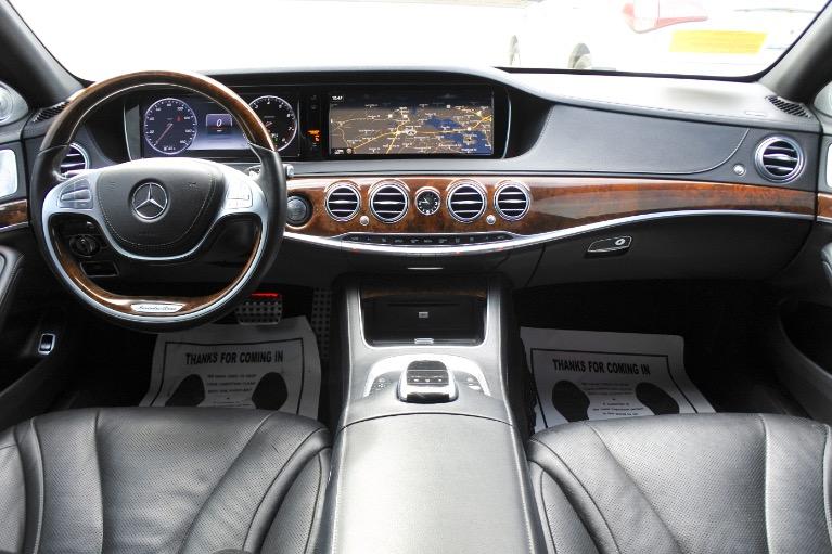 Used 2015 Mercedes-Benz S-class S550 4MATIC Used 2015 Mercedes-Benz S-class S550 4MATIC for sale  at Metro West Motorcars LLC in Shrewsbury MA 9