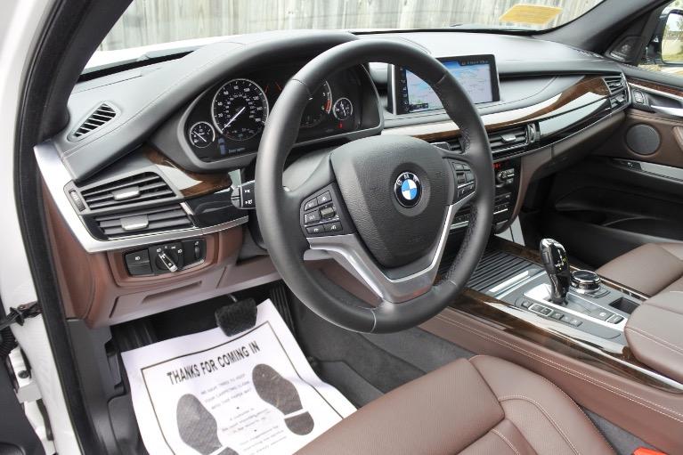 Used 2017 BMW X5 xDrive35d Sports Activity Vehicle Used 2017 BMW X5 xDrive35d Sports Activity Vehicle for sale  at Metro West Motorcars LLC in Shrewsbury MA 13