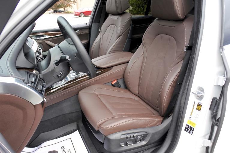 Used 2017 BMW X5 xDrive35d Sports Activity Vehicle Used 2017 BMW X5 xDrive35d Sports Activity Vehicle for sale  at Metro West Motorcars LLC in Shrewsbury MA 14