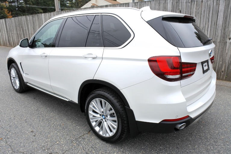 Used 2017 BMW X5 xDrive35d Sports Activity Vehicle Used 2017 BMW X5 xDrive35d Sports Activity Vehicle for sale  at Metro West Motorcars LLC in Shrewsbury MA 3