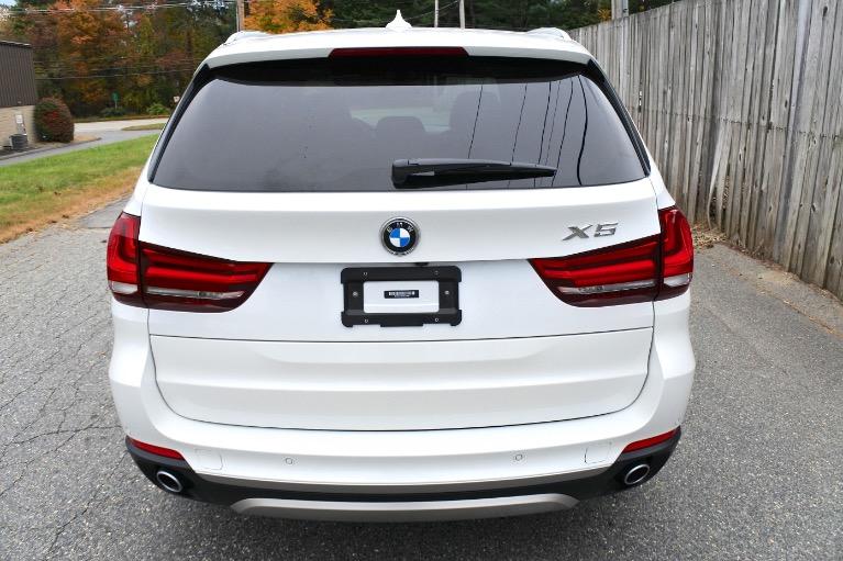 Used 2017 BMW X5 xDrive35d Sports Activity Vehicle Used 2017 BMW X5 xDrive35d Sports Activity Vehicle for sale  at Metro West Motorcars LLC in Shrewsbury MA 4