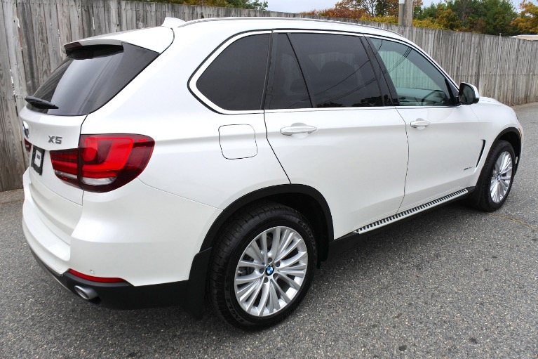 Used 2017 BMW X5 xDrive35d Sports Activity Vehicle Used 2017 BMW X5 xDrive35d Sports Activity Vehicle for sale  at Metro West Motorcars LLC in Shrewsbury MA 5