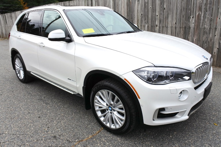 Used 2017 BMW X5 xDrive35d Sports Activity Vehicle Used 2017 BMW X5 xDrive35d Sports Activity Vehicle for sale  at Metro West Motorcars LLC in Shrewsbury MA 7