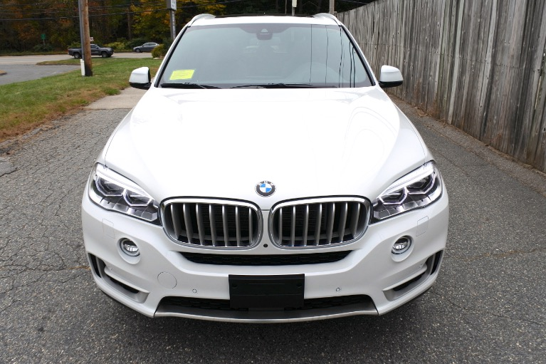 Used 2017 BMW X5 xDrive35d Sports Activity Vehicle Used 2017 BMW X5 xDrive35d Sports Activity Vehicle for sale  at Metro West Motorcars LLC in Shrewsbury MA 8