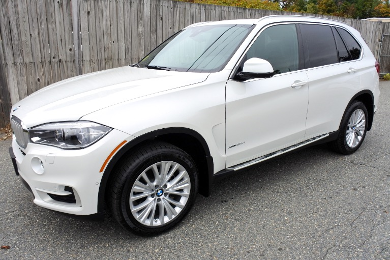Used 2017 BMW X5 xDrive35d Sports Activity Vehicle Used 2017 BMW X5 xDrive35d Sports Activity Vehicle for sale  at Metro West Motorcars LLC in Shrewsbury MA 1