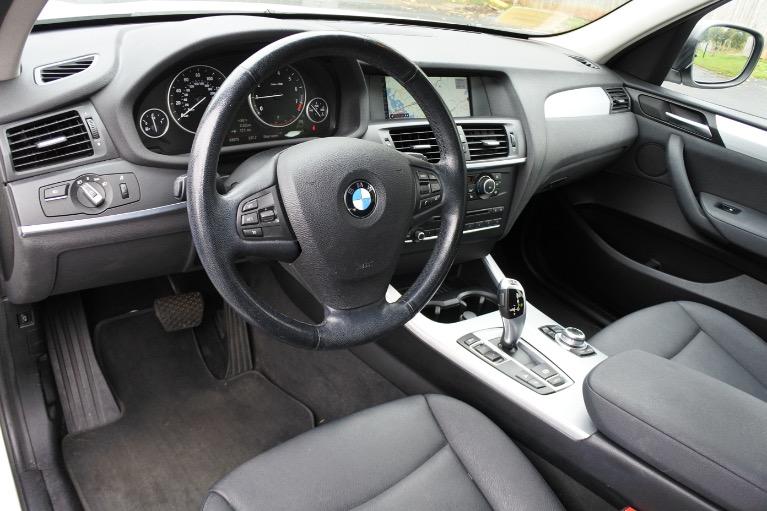 Used 2013 BMW X3 AWD 4dr xDrive28i Used 2013 BMW X3 AWD 4dr xDrive28i for sale  at Metro West Motorcars LLC in Shrewsbury MA 14
