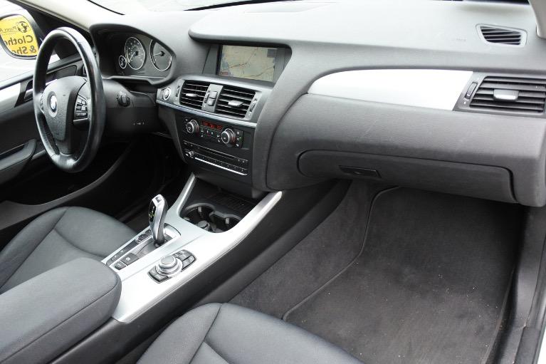 Used 2013 BMW X3 AWD 4dr xDrive28i Used 2013 BMW X3 AWD 4dr xDrive28i for sale  at Metro West Motorcars LLC in Shrewsbury MA 15