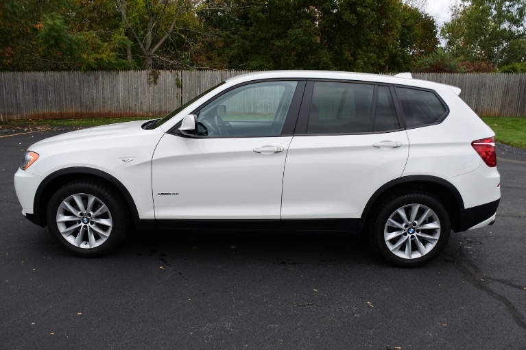 Used 2013 BMW X3 AWD 4dr xDrive28i Used 2013 BMW X3 AWD 4dr xDrive28i for sale  at Metro West Motorcars LLC in Shrewsbury MA 3