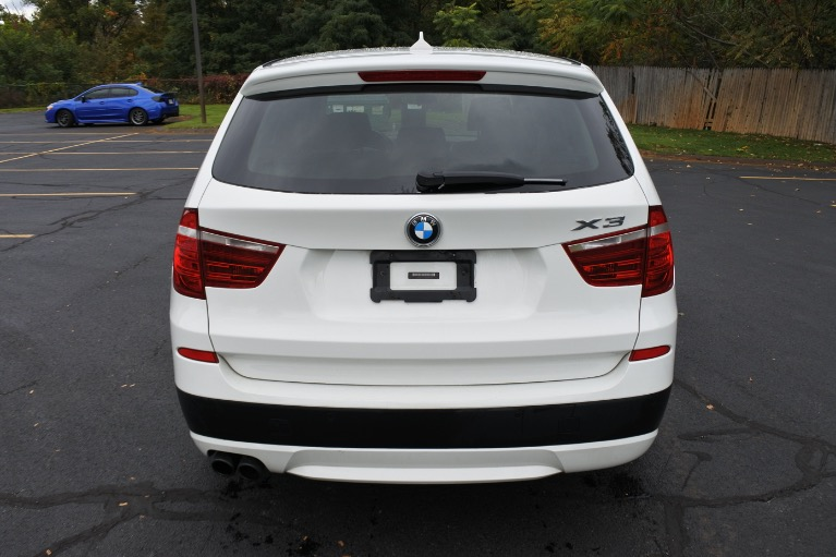 Used 2013 BMW X3 AWD 4dr xDrive28i Used 2013 BMW X3 AWD 4dr xDrive28i for sale  at Metro West Motorcars LLC in Shrewsbury MA 5