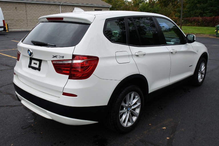 Used 2013 BMW X3 AWD 4dr xDrive28i Used 2013 BMW X3 AWD 4dr xDrive28i for sale  at Metro West Motorcars LLC in Shrewsbury MA 6