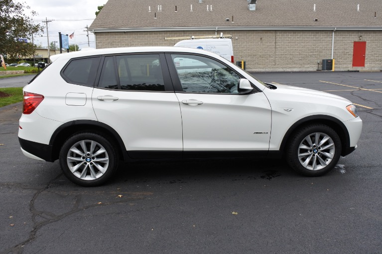 Used 2013 BMW X3 AWD 4dr xDrive28i Used 2013 BMW X3 AWD 4dr xDrive28i for sale  at Metro West Motorcars LLC in Shrewsbury MA 7