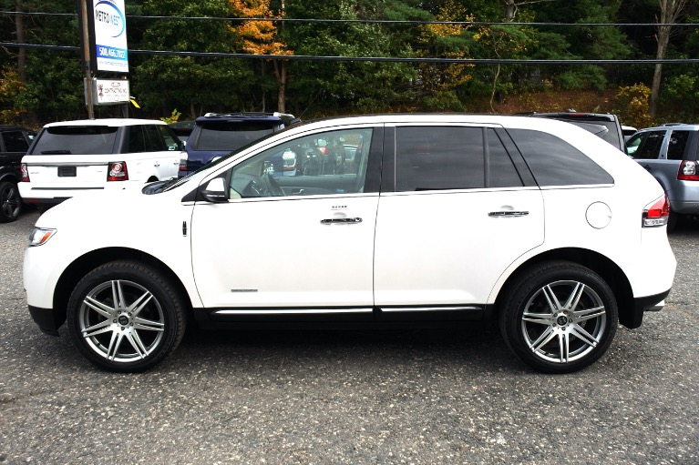 Used 2014 Lincoln Mkx AWD 4dr Used 2014 Lincoln Mkx AWD 4dr for sale  at Metro West Motorcars LLC in Shrewsbury MA 3