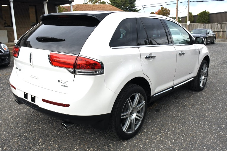 Used 2014 Lincoln Mkx AWD 4dr Used 2014 Lincoln Mkx AWD 4dr for sale  at Metro West Motorcars LLC in Shrewsbury MA 6