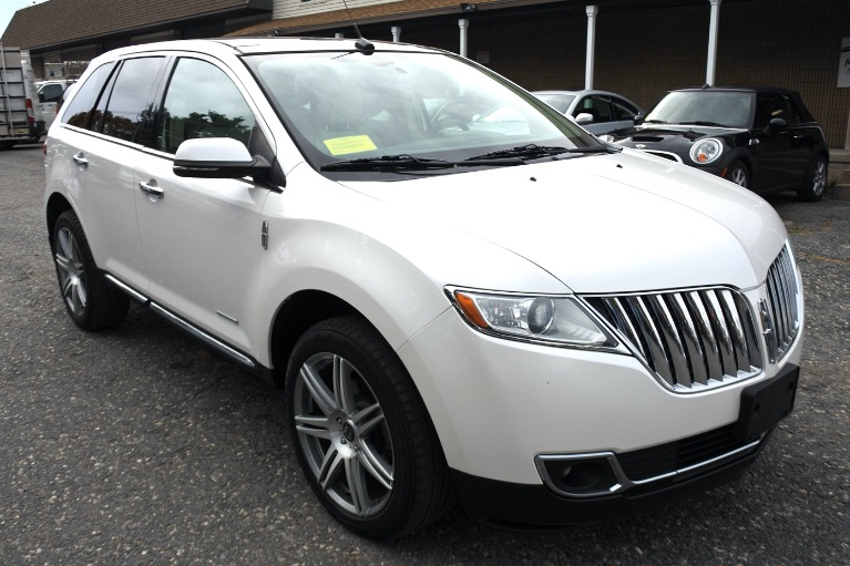 Used 2014 Lincoln Mkx AWD 4dr Used 2014 Lincoln Mkx AWD 4dr for sale  at Metro West Motorcars LLC in Shrewsbury MA 8