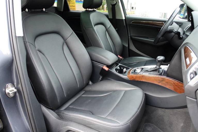Used 2017 Audi Q5 3.0 TFSI Premium Plus Used 2017 Audi Q5 3.0 TFSI Premium Plus for sale  at Metro West Motorcars LLC in Shrewsbury MA 11