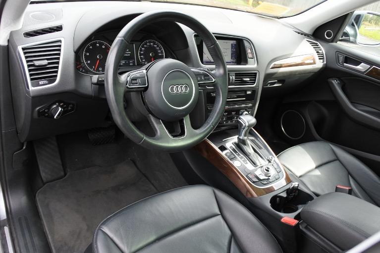 Used 2017 Audi Q5 3.0 TFSI Premium Plus Used 2017 Audi Q5 3.0 TFSI Premium Plus for sale  at Metro West Motorcars LLC in Shrewsbury MA 14