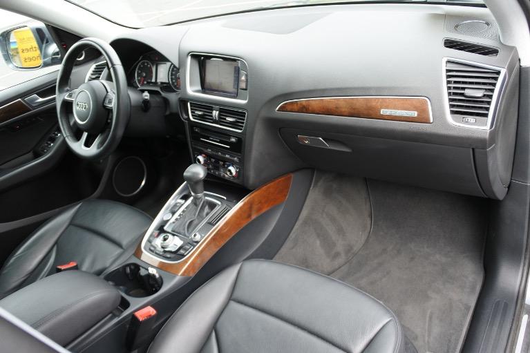 Used 2017 Audi Q5 3.0 TFSI Premium Plus Used 2017 Audi Q5 3.0 TFSI Premium Plus for sale  at Metro West Motorcars LLC in Shrewsbury MA 15