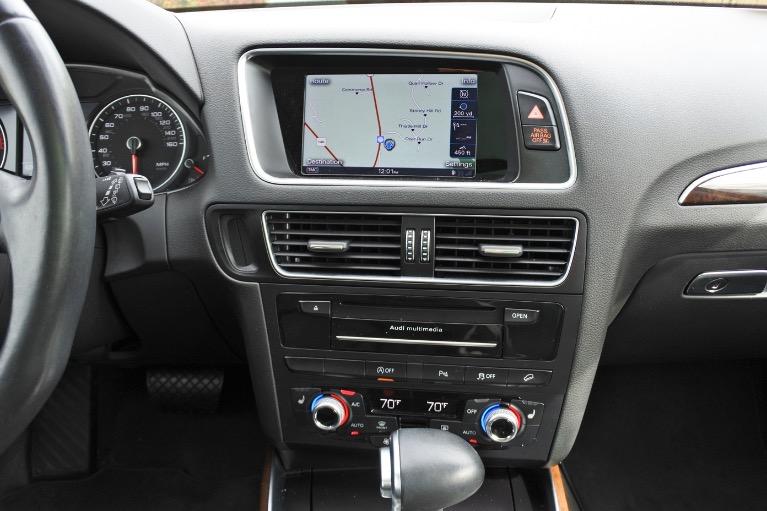 Used 2017 Audi Q5 3.0 TFSI Premium Plus Used 2017 Audi Q5 3.0 TFSI Premium Plus for sale  at Metro West Motorcars LLC in Shrewsbury MA 16