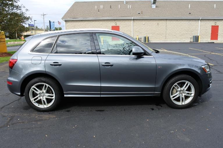 Used 2017 Audi Q5 3.0 TFSI Premium Plus Used 2017 Audi Q5 3.0 TFSI Premium Plus for sale  at Metro West Motorcars LLC in Shrewsbury MA 7
