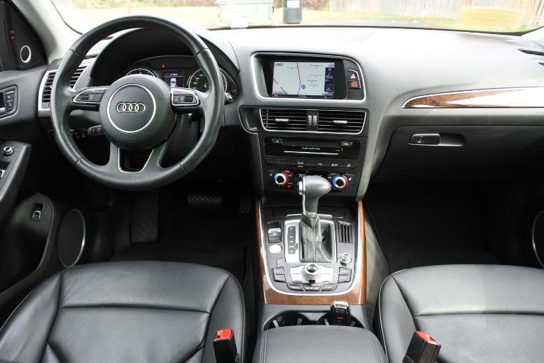 Used 2017 Audi Q5 3.0 TFSI Premium Plus Used 2017 Audi Q5 3.0 TFSI Premium Plus for sale  at Metro West Motorcars LLC in Shrewsbury MA 9