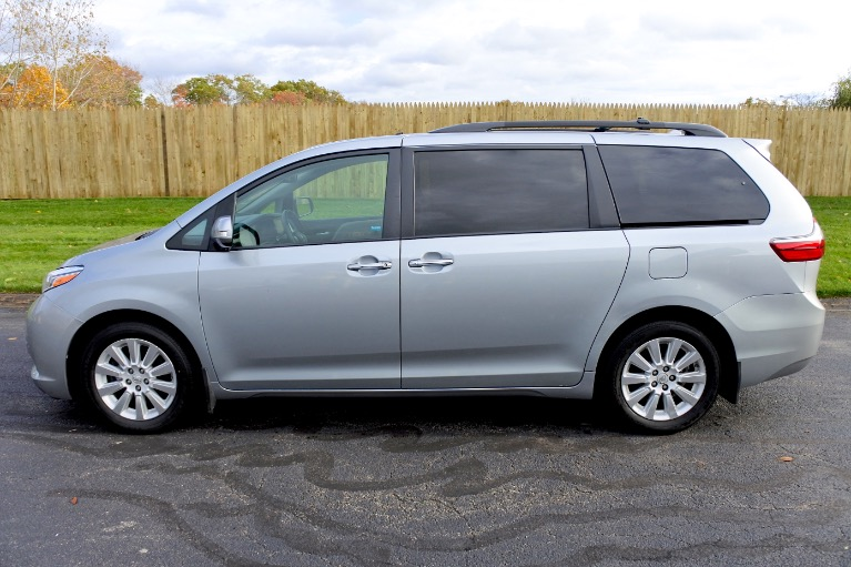 Used 2015 Toyota Sienna Limited Premium AWD Used 2015 Toyota Sienna Limited Premium AWD for sale  at Metro West Motorcars LLC in Shrewsbury MA 2