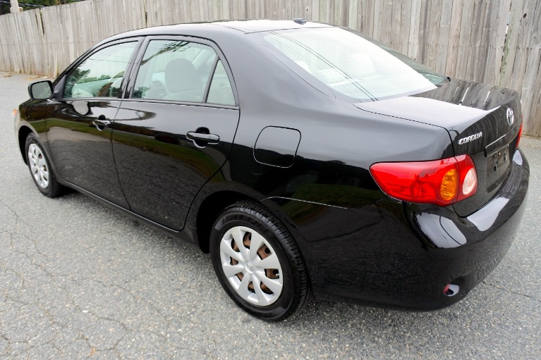 Used 2009 Toyota Corolla 4dr Sdn Auto LE (Natl) Used 2009 Toyota Corolla 4dr Sdn Auto LE (Natl) for sale  at Metro West Motorcars LLC in Shrewsbury MA 3