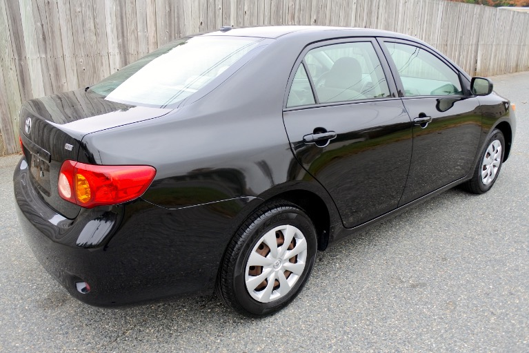 Used 2009 Toyota Corolla 4dr Sdn Auto LE (Natl) Used 2009 Toyota Corolla 4dr Sdn Auto LE (Natl) for sale  at Metro West Motorcars LLC in Shrewsbury MA 5