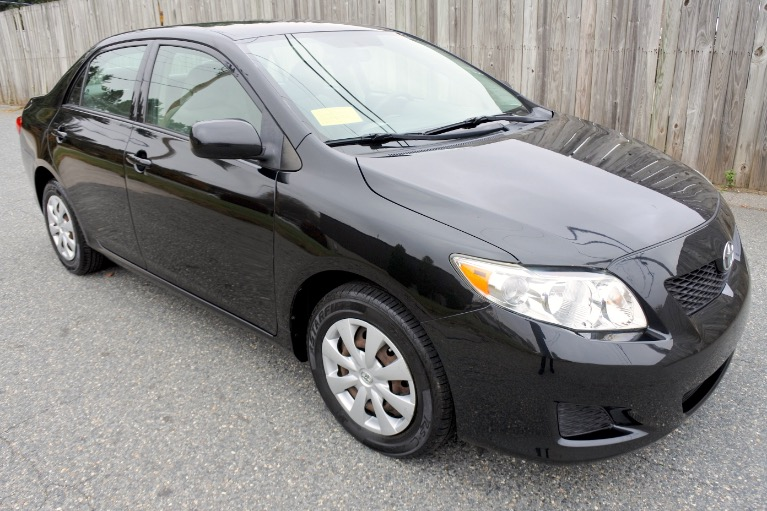 Used 2009 Toyota Corolla 4dr Sdn Auto LE (Natl) Used 2009 Toyota Corolla 4dr Sdn Auto LE (Natl) for sale  at Metro West Motorcars LLC in Shrewsbury MA 7