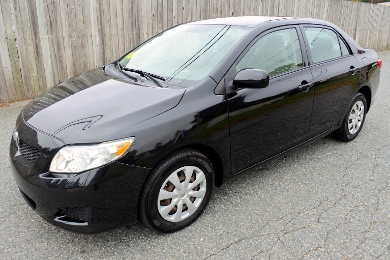 Used 2009 Toyota Corolla 4dr Sdn Auto LE (Natl) Used 2009 Toyota Corolla 4dr Sdn Auto LE (Natl) for sale  at Metro West Motorcars LLC in Shrewsbury MA 1