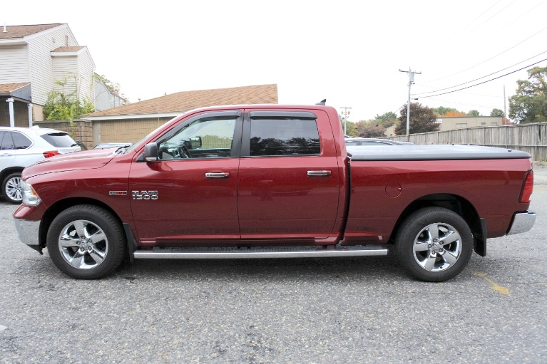 Used 2014 Ram 1500 4WD Crew Cab 149' Big Horn Used 2014 Ram 1500 4WD Crew Cab 149' Big Horn for sale  at Metro West Motorcars LLC in Shrewsbury MA 2