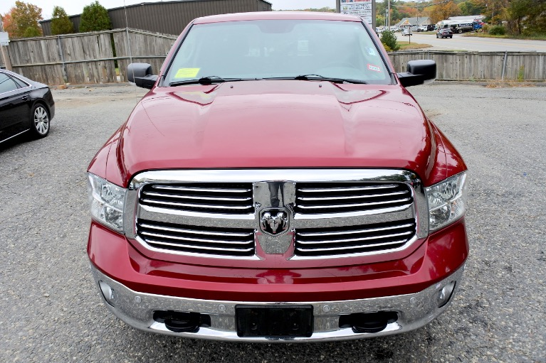 Used 2014 Ram 1500 4WD Crew Cab 149' Big Horn Used 2014 Ram 1500 4WD Crew Cab 149' Big Horn for sale  at Metro West Motorcars LLC in Shrewsbury MA 8