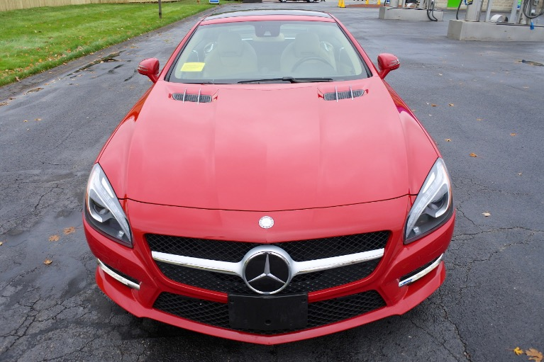 Used 2016 Mercedes-Benz Sl 2dr Roadster SL 550 Used 2016 Mercedes-Benz Sl 2dr Roadster SL 550 for sale  at Metro West Motorcars LLC in Shrewsbury MA 15