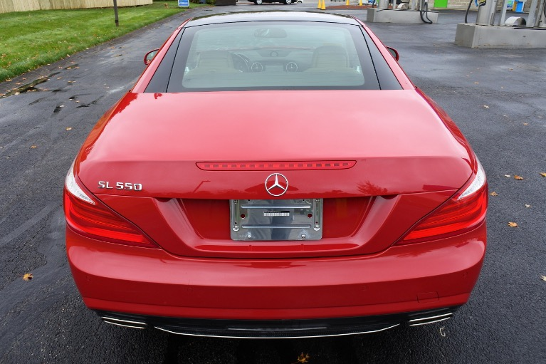 Used 2016 Mercedes-Benz Sl 2dr Roadster SL 550 Used 2016 Mercedes-Benz Sl 2dr Roadster SL 550 for sale  at Metro West Motorcars LLC in Shrewsbury MA 8