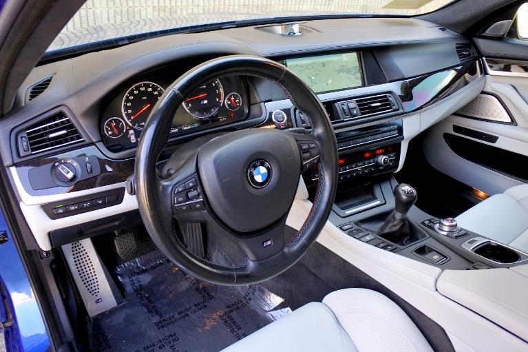 Used 2013 BMW M5 Sedan Used 2013 BMW M5 Sedan for sale  at Metro West Motorcars LLC in Shrewsbury MA 12