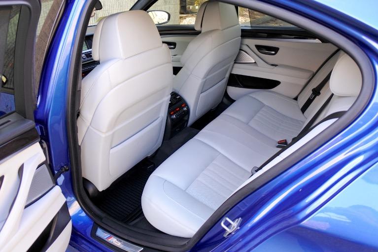 Used 2013 BMW M5 Sedan Used 2013 BMW M5 Sedan for sale  at Metro West Motorcars LLC in Shrewsbury MA 14