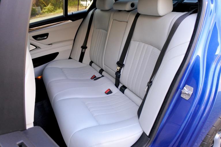 Used 2013 BMW M5 Sedan Used 2013 BMW M5 Sedan for sale  at Metro West Motorcars LLC in Shrewsbury MA 15