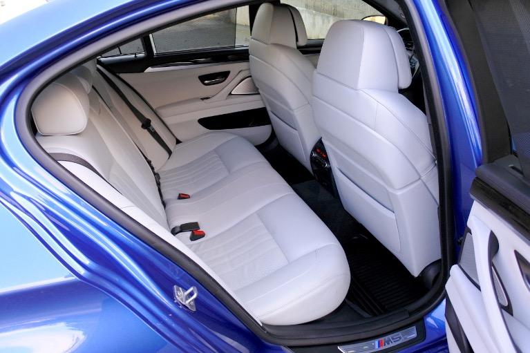 Used 2013 BMW M5 Sedan Used 2013 BMW M5 Sedan for sale  at Metro West Motorcars LLC in Shrewsbury MA 18