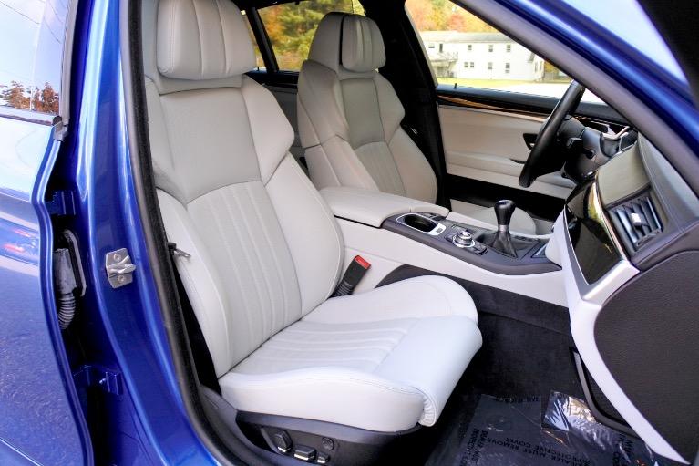 Used 2013 BMW M5 Sedan Used 2013 BMW M5 Sedan for sale  at Metro West Motorcars LLC in Shrewsbury MA 19